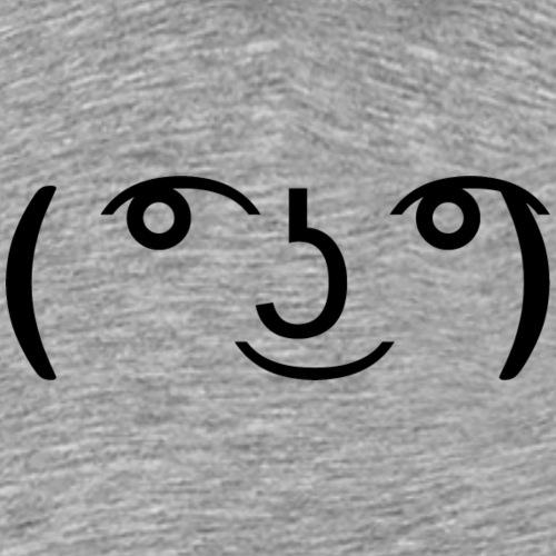 Le Lenny Face - Men's Premium T-Shirt