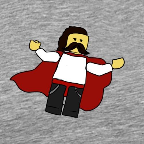 Legocossack Logo - Men's Premium T-Shirt