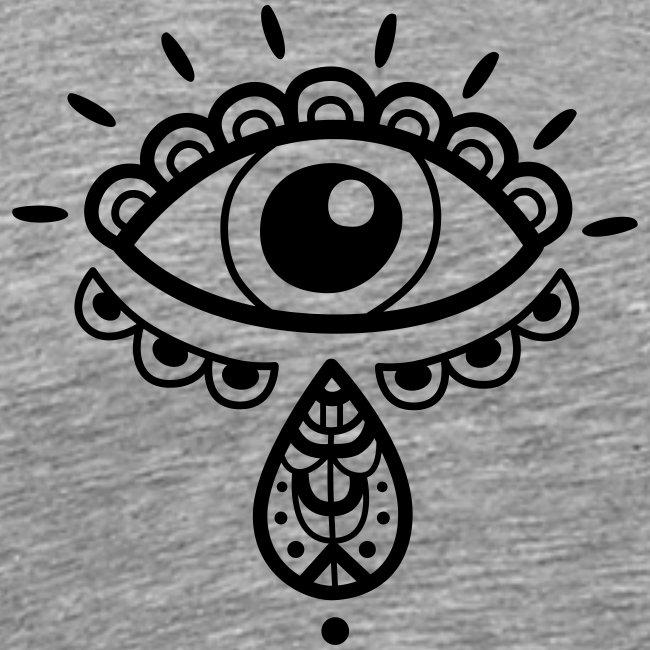 Cosmos 'Teardrop'