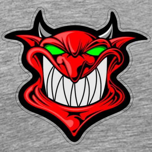 Devil - Men's Premium T-Shirt