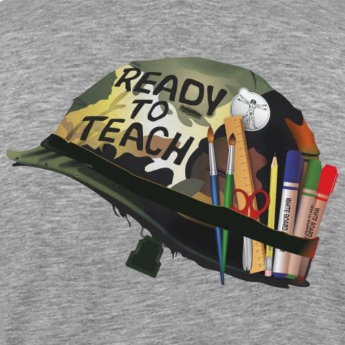 Ready to teach Art - Men's Premium T-Shirt