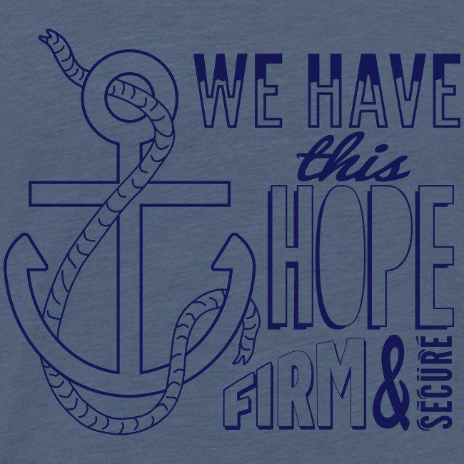 Anchor Hope final