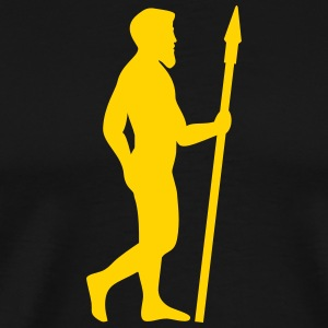 neandertaler - human being - Men's Premium T-Shirt