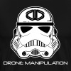Drone Manipulation - Storm Trooper - Men's Premium T-Shirt