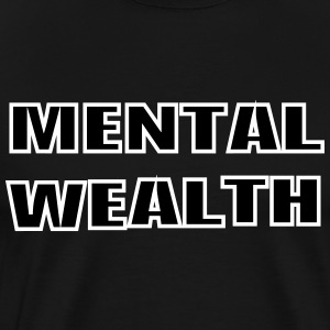 Mental Wealth - Men's Premium T-Shirt