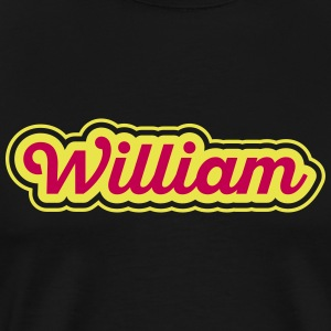 Prename William - Men's Premium T-Shirt