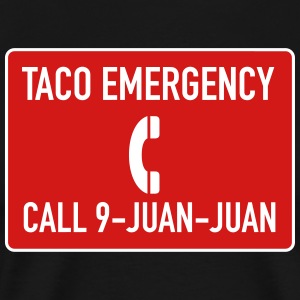 Taco Emergency 9-Juan-Juan - Men's Premium T-Shirt
