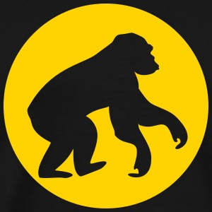 Monkey - Chimpanzee - Men's Premium T-Shirt