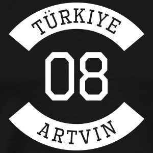 turkiye 08 - Men's Premium T-Shirt