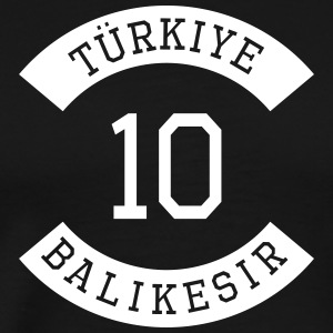 turkiye 10 - Men's Premium T-Shirt