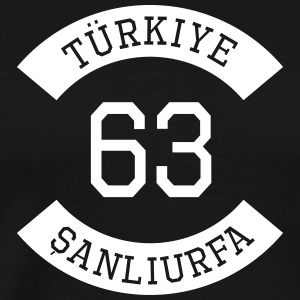 turkiye 63 - Men's Premium T-Shirt