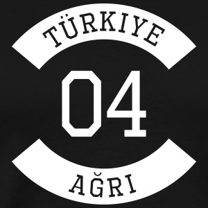 turkiye 04 - Men's Premium T-Shirt