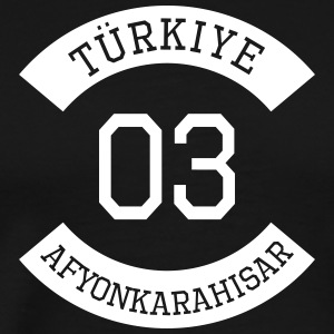 turkiye 03 - Men's Premium T-Shirt