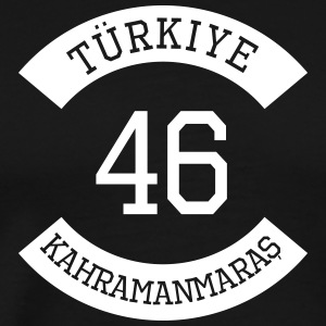 tuerkiye 46 - Men's Premium T-Shirt