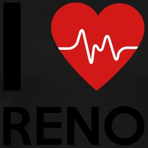 I Love Reno - Men's Premium T-Shirt