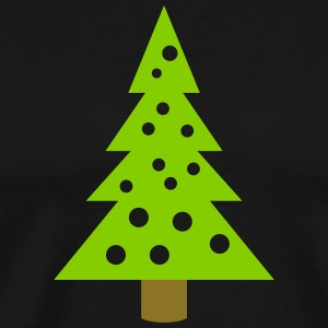 xmas tree - Men's Premium T-Shirt