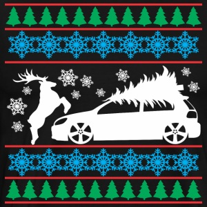 MK6 GTI Ugly Christmas Sweater - Men's Premium T-Shirt