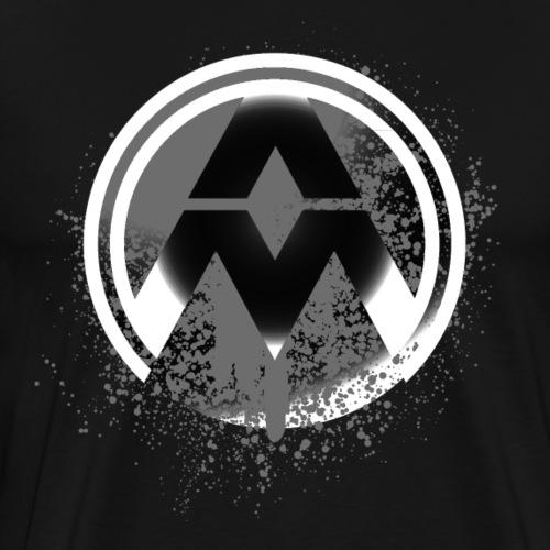 Arctic Moon Design 5 - Men's Premium T-Shirt