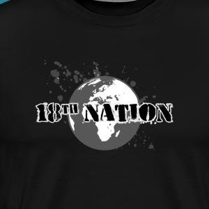 18th Nation - Men's Premium T-Shirt
