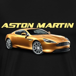 Aston Martin Gold - Men's Premium T-Shirt