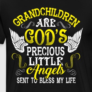 Grandchildren Are God's T Shirt - Men's Premium T-Shirt