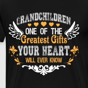 Grandchildren T Shirt - Men's Premium T-Shirt