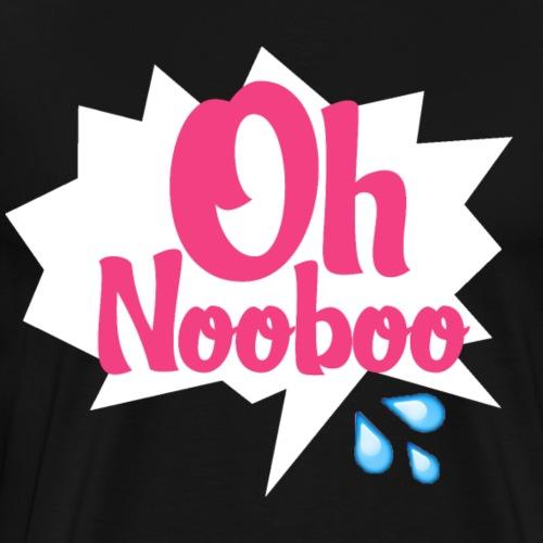 Oh Nooboo - Men's Premium T-Shirt