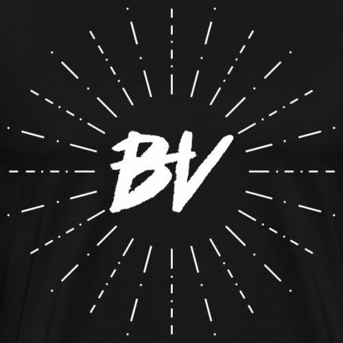BHV Explosion (White) - Men's Premium T-Shirt