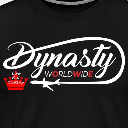 dynasty owe lod - Men's Premium T-Shirt