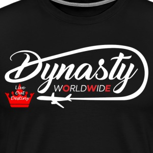 dynasty owe lod - Men's Premium T-Shirt