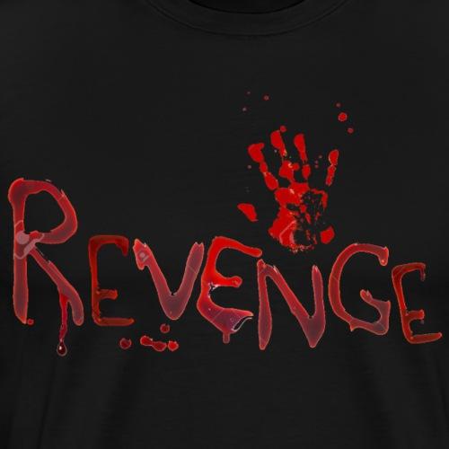 revenge - Men's Premium T-Shirt