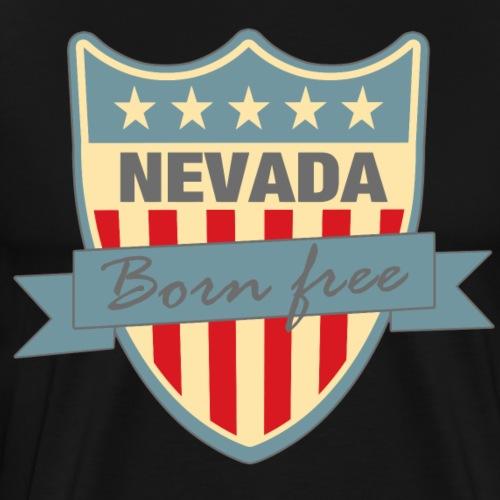 Nevada Born Free Ramirez - Men's Premium T-Shirt