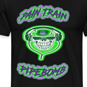 Pipebomb Road Rage - Men's Premium T-Shirt