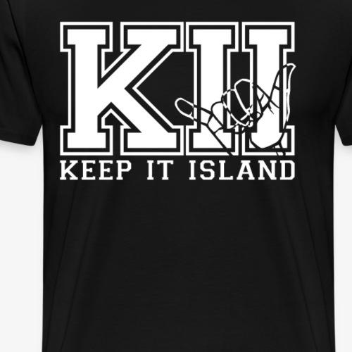 KeepItIsland - Men's Premium T-Shirt