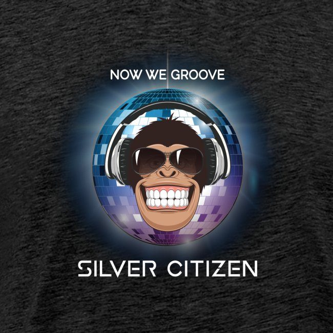 New we groove t-shirt design