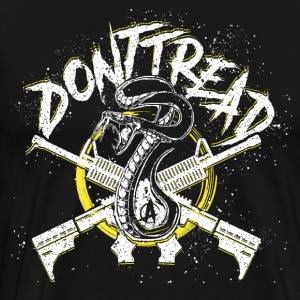 Don't Tread - Men's Premium T-Shirt