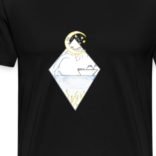 Rêve universel - Men's Premium T-Shirt