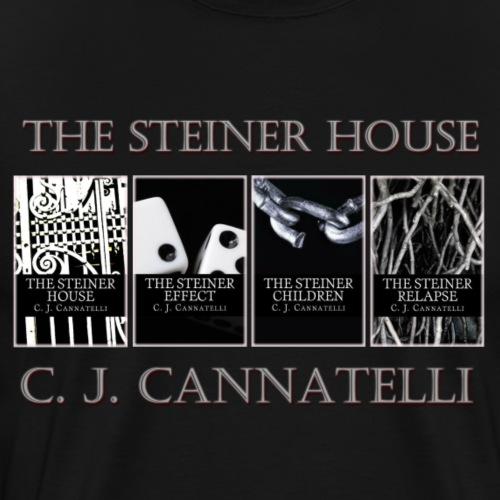 The Steiner House Saga - Official - Men's Premium T-Shirt