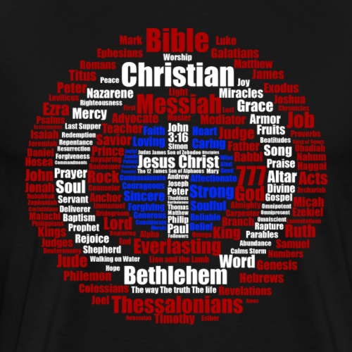 Christian Shield - Men's Premium T-Shirt