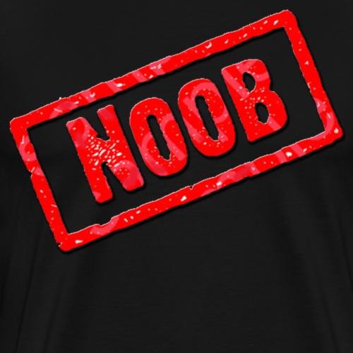 NOOB! - Men's Premium T-Shirt
