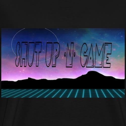 game_-1- - Men's Premium T-Shirt