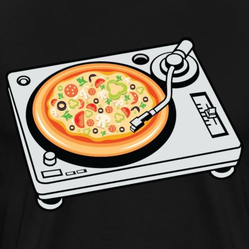Pizza Beat - Men's Premium T-Shirt