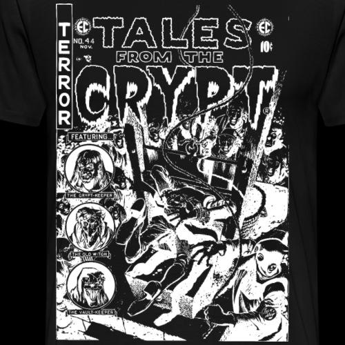 The Crypt Classic - Men's Premium T-Shirt