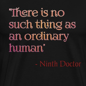 Ordinary Human - Men's Premium T-Shirt
