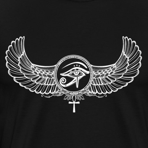 Ancient Egyptian Symbol - Men's Premium T-Shirt