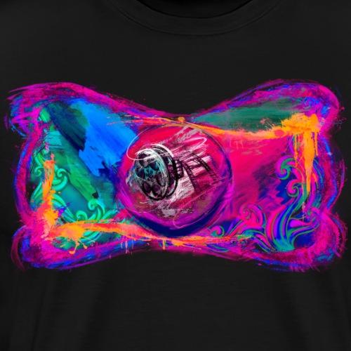 Movie Real Neon Paint - Men's Premium T-Shirt
