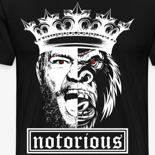 Notorious Beast - Men's Premium T-Shirt