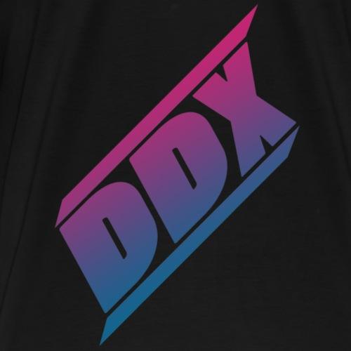 Slanted DDX - Men's Premium T-Shirt