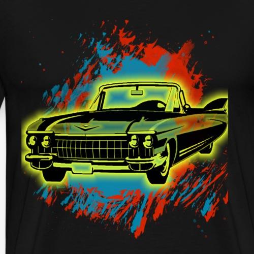 car - Men's Premium T-Shirt