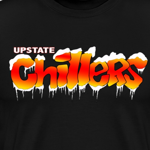 REV3 ORG YELLOW CHILLERS - Men's Premium T-Shirt
